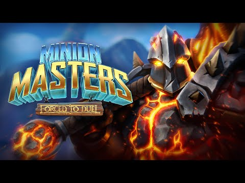 Minion Masters First On Discord Release Trailer thumbnail