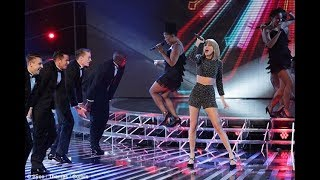 "Taylor Swift ""Shake It Off' #live At X Factor"