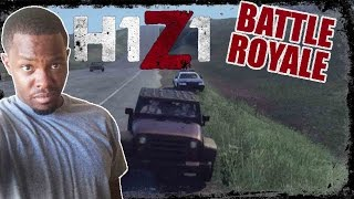 GOING ON A JOY RIDE WITH THE SQUAD!! - H1Z1 Battle Royale Gameplay | H1Z1 Team BR