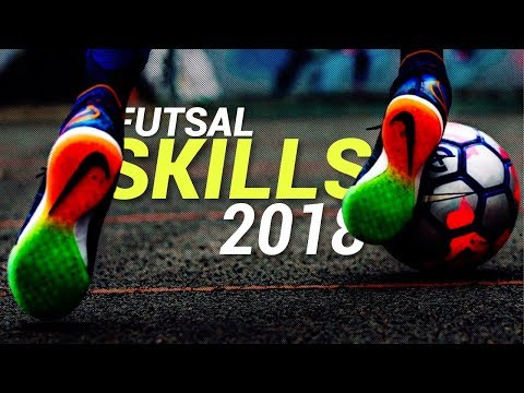 Most Humiliating Skills & Goals 2018 ● Futsal #6