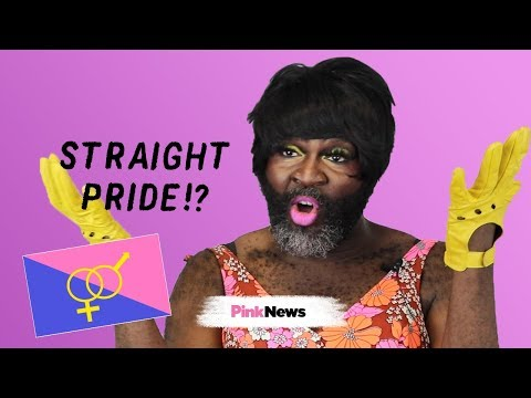 Why Straight Pride is offensive