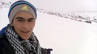 preview picture of video 'ثلوج في ريف المغرب#vlog1'