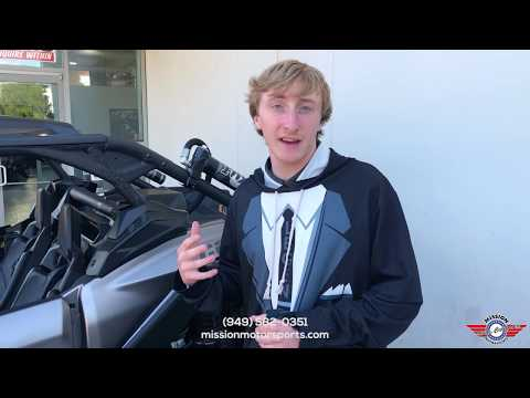 2019 Can-Am Maverick X3 X rs Turbo R in Irvine, California - Video 1