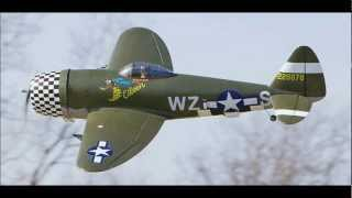 World War II Top 10 Fighter Aircrafts [HD]