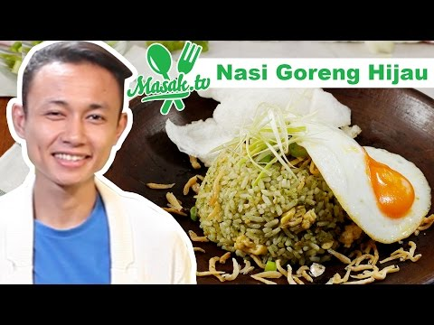 Video Nasi Goreng Hijau Feat KoharoTV