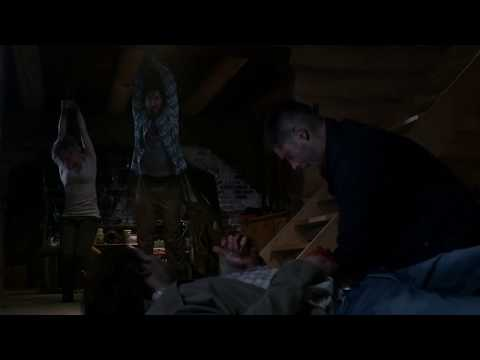 Supernatural | Dean removes the bullet from Sam's wound | S11E17 | Logoless
