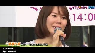 泣き歌の女王半崎美子さん小中高生と観客と感動の大合唱