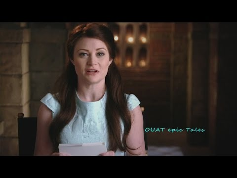 Once Upon A Time Q&A What is your favorite episode and favorite moment? Emilie & Robert Seasons 1- 6