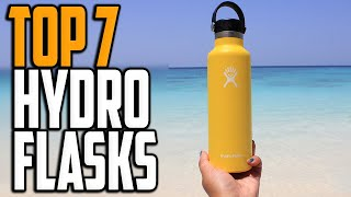 Best Hydro Flasks 2020 - Top 7 Hydro Flask Reviews