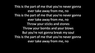Katy Perry   Part Of Me (lyrics On Screen)