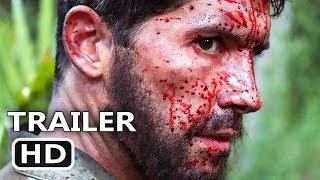 SAVAGE DOG Trailer (2017) Scott Adkins Action Movie HD