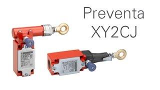 Preventa XY2CJ – Emergency rope pull switch