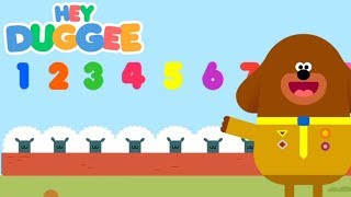 Hey Duggee Counting Badge Hey Duggee Kids Cartoon Counting Games