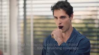 How to brush your teeth: using an electric toothbrush