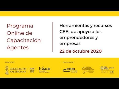 Herramientas y recursos CEEI de apoyo a los emprendedores y empresas[;;;][;;;]