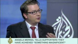 Dr Henning Meyer on the German election results