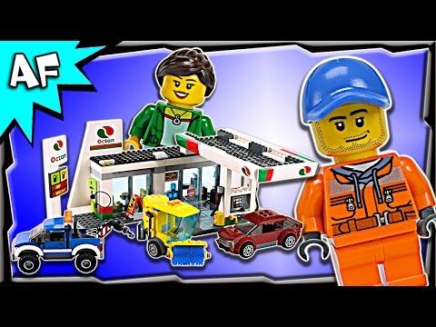 Vidéo LEGO City 60132 : La station-service