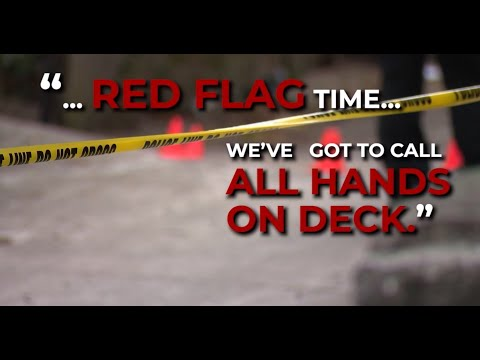 "Save Our City- ""It's Red Flag Time"""