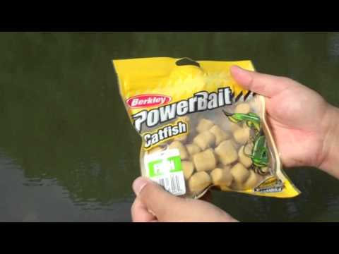 Catching Channel Catfish on dough bait