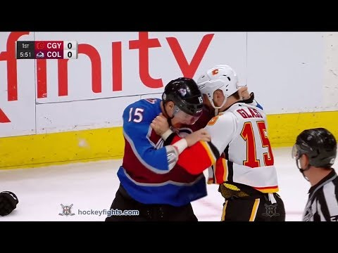 Duncan Siemens vs. Tanner Glass