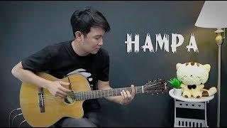 (Ari Lasso) Hampa   Nathan Fingerstyle | Guitar Cover