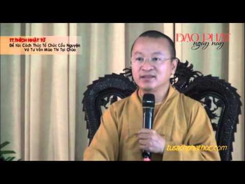 Cách thức tổ chức cầu nguyện và tư vấn mùa thi tại chùa (13/06/2013)