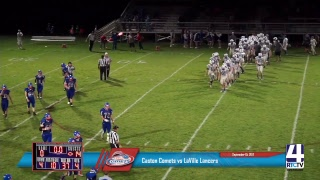 Caston Comet Football vs LaVille