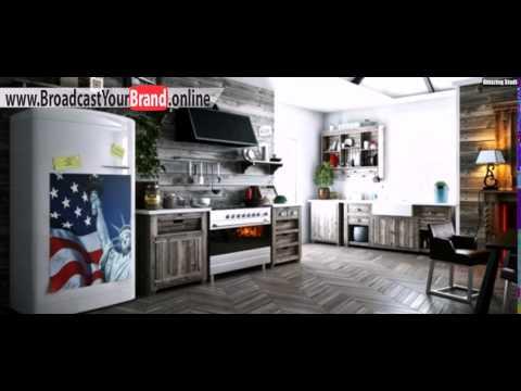 Regalsystem Schrank Küche Möbel Design Idee