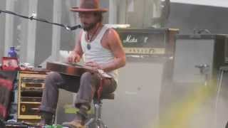 Fire in the Sky - John Butler Trio - High Sierra Festival - Quincy CA - Jul 4 2015