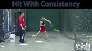 Hit w/ Better Consistency - TCS Training Tips
