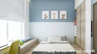 Mẫu thiết kế nội thất chung cư Prince Residence - Phú Nhuận