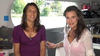 Interview des intervenants du Sommet : Marie Sophie L