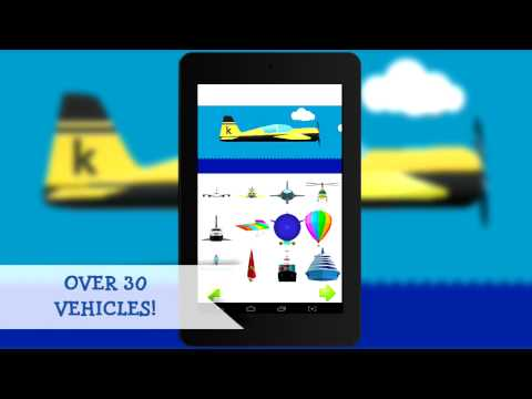 Video of Cars For Kids Free Touch Game