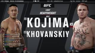 Мэддисон в UFC 2 - Хованский возвращается на ринг