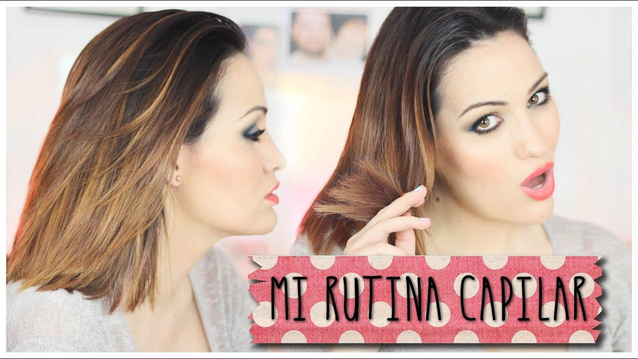Rutina Capilar: Cuidados cabello teñido y con mechas