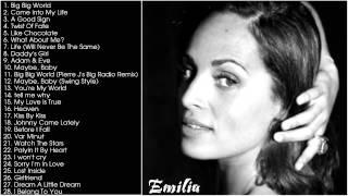 Best songs of Emilia (Full Album HD)    Emilia's Greatest Hits