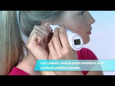 Termómetro de Oído y Frente DSO 364