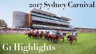 FlashbackFriday to some of the Group 1 highlights of the 2017 SydneyCarnival