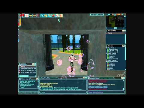 Lets Play Anarchy Online 202