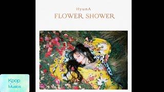 [1 Hour Loop Playlist] HyunA (현아) - Flower Shower
