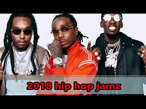 2018 hip hop jamz ft MigosDrakeCardi BNicki Minaj & more…