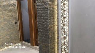 🏡أجيو تشوفو معايا شنو هيا مراحل بناء منزل بطريقة عصرية و بأقل تكلفة !!🤗من البناء حتى الزخرفة