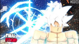 DRAGON BALL Z FINAL STAND | HOW TO CONTROL ULTRA INSTINCT | *REMASTERED vs REMASTERED*