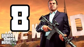 ► GTA 5 | #8 | Heist! | CZ Lets Play / Gameplay [1080p] [PC]