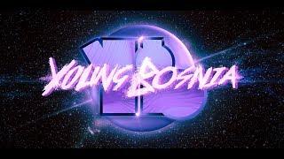 Gambar cover Halsey - Bad At Love (Young Bosnia Trap Remix)