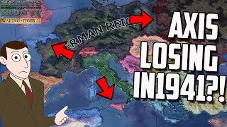 Fixing Your Disaster HOI4 Games   Germany In Dire Straits!