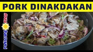 Pork Dinakdakan | Dinakdakan Recipe with Mayo | Panlasang Pinoy