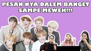 BTS HEARTBEAT & LIGHTS MV REACTION | DALEM BANGET BUAT ARMY!!!