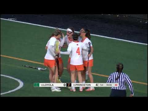 Highlights: Women's Lacrosse vs Loyola - 4/10/19