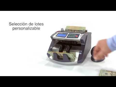 AccuBanker-Contadora de billetes AB1100 PLUS